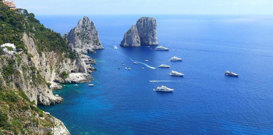Volo In Elicottero Per Capri