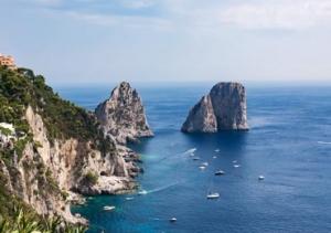 Voli per Capri