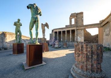 Escursione su Pompei